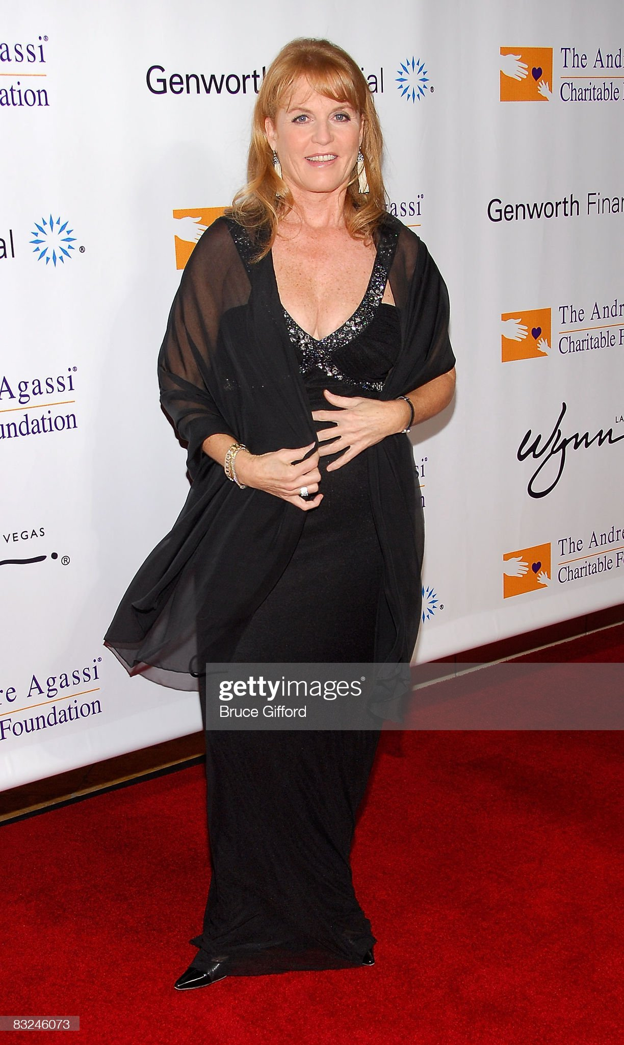 The Andre Agassi Charitable Foundation's 13th Annual Grand Slam for Children : News Photo
