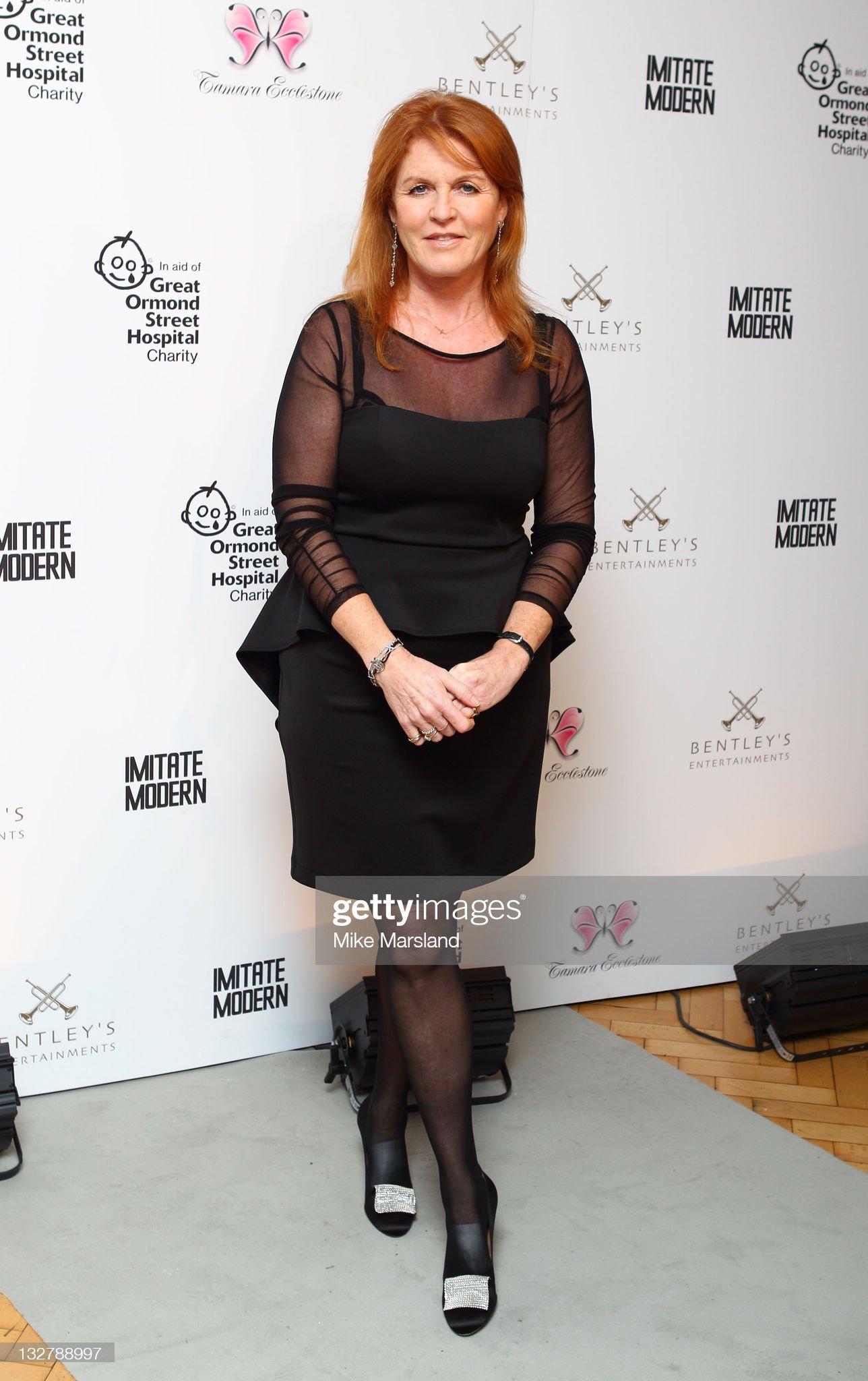 Tamara Ecclestone Fundraising Dinner : News Photo