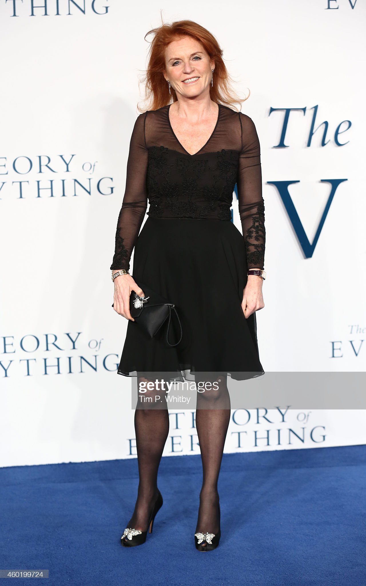 """""""The Theory Of Everything"""" - UK Premiere - Red Carpet Arrivals : News Photo"""