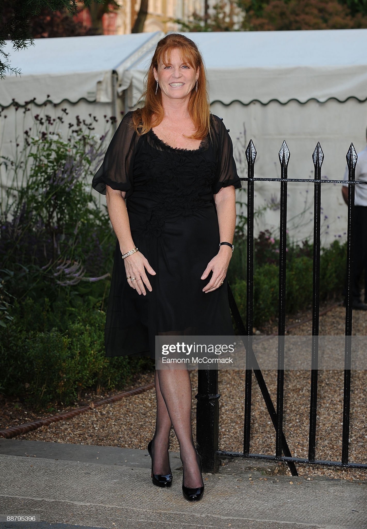 Sir David Frost's Summer Party : News Photo
