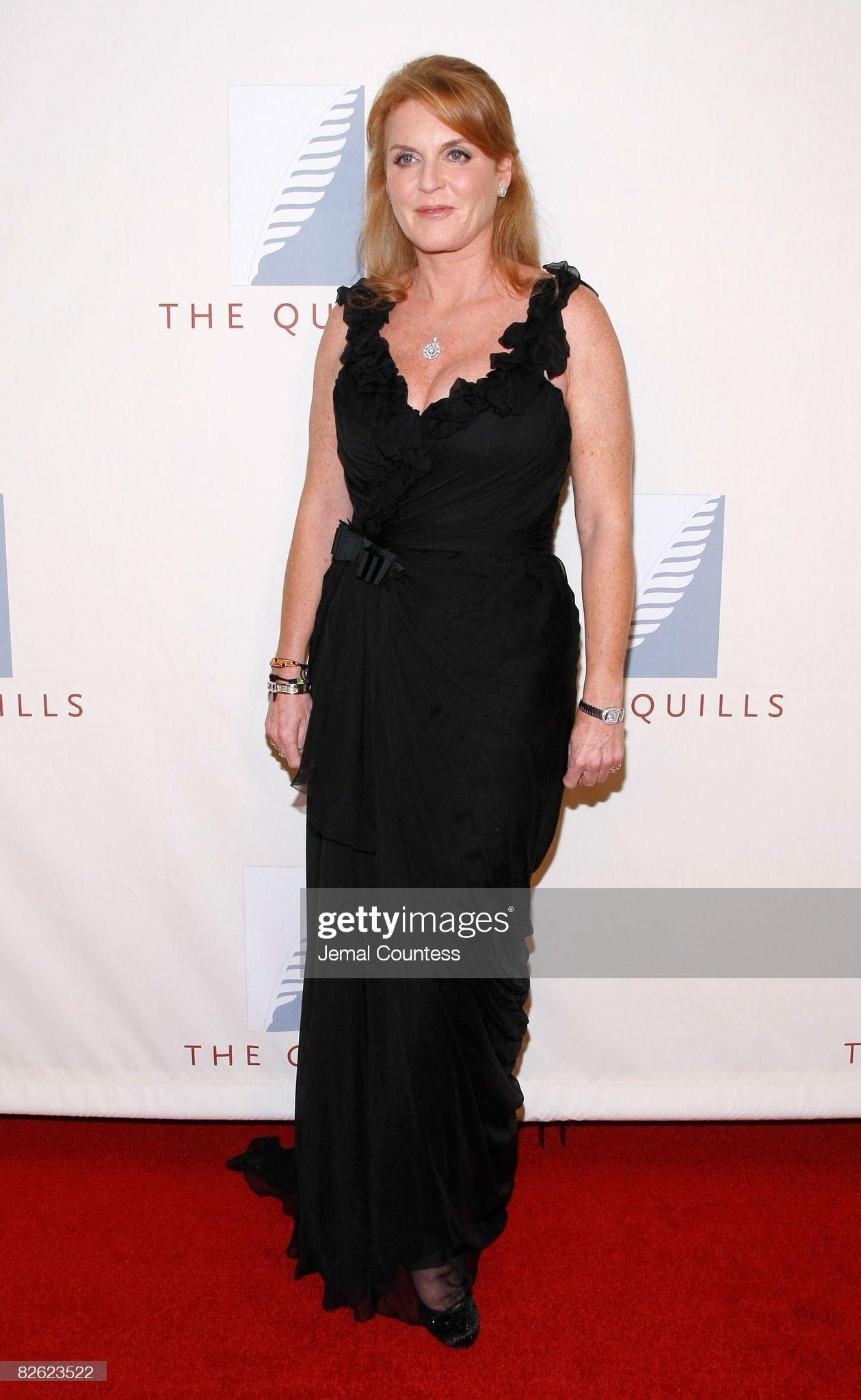 Вечерние наряды Отем пока еще Филлипс и Сары Йоркской 3rd Annual Quill Awards - Arrivals : News Photo