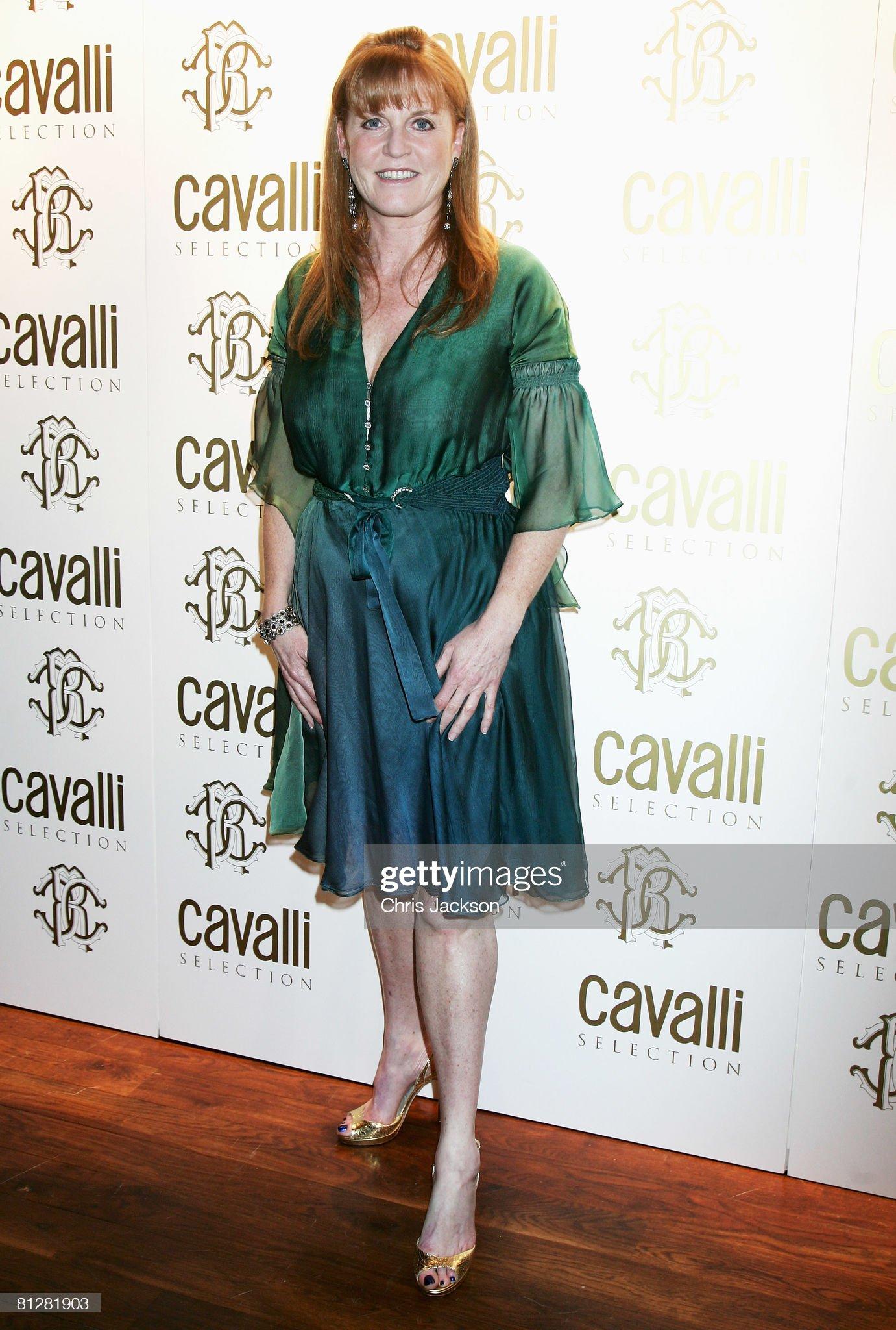 Roberto Cavalli Dinner & Wine Launch : News Photo