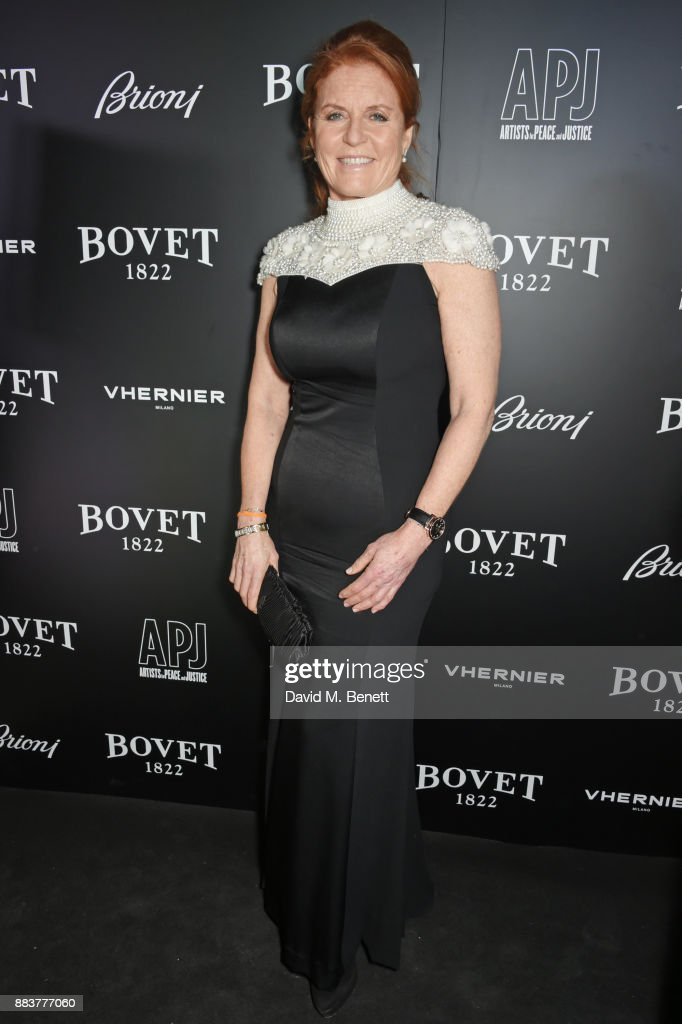 BOVET 1822 Presents Brilliant Is Beautiful Gala Benefitting Artists For Peace & Justice