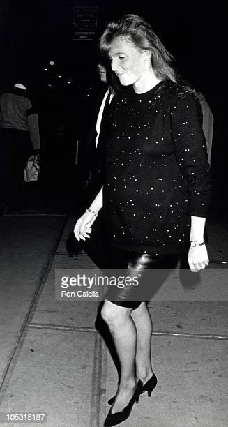 Sarah Ferguson Duchess of York on Feburary 10 1990