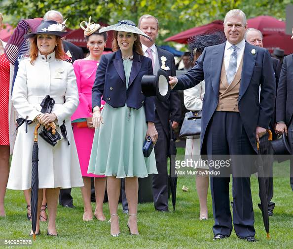 Sarah Ferguson, Duchess Of York, Princess Beatrice And