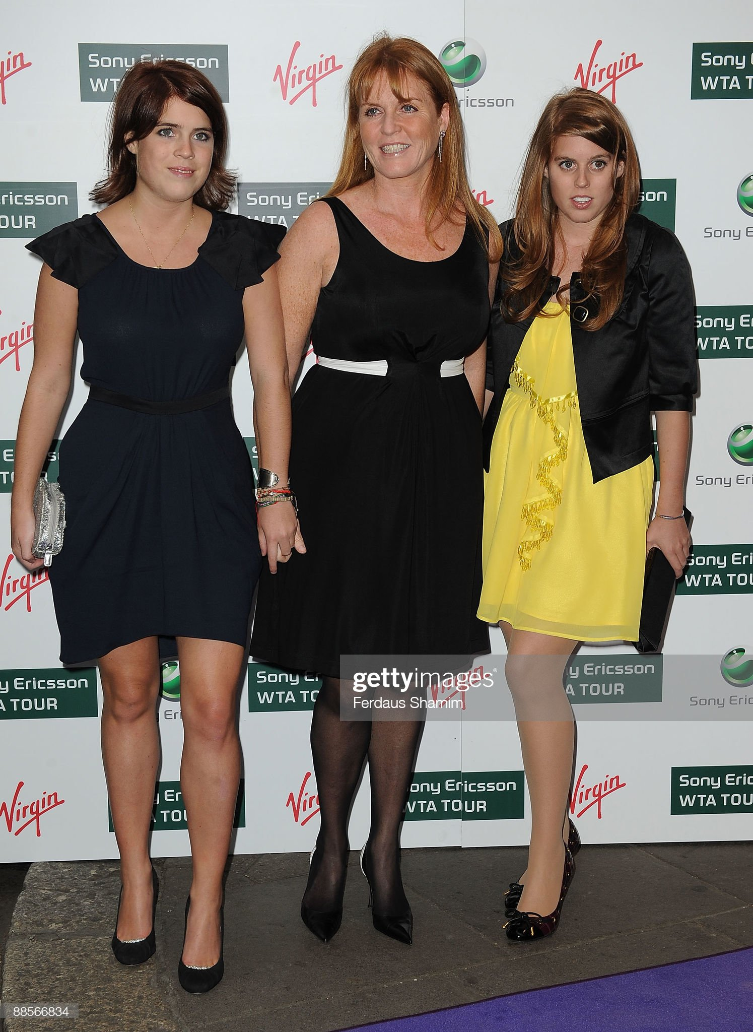 Ralph Lauren and Sony Ericsson Host WTA Tour Pre-Wimbledon Party : News Photo