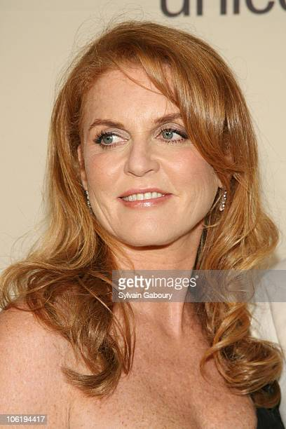Sarah Ferguson during 2007 Cipriani Wall Street Concert Series Red Carpet Arrivals at Cipriani Wall Street at 55 Wall Street in New York City New...