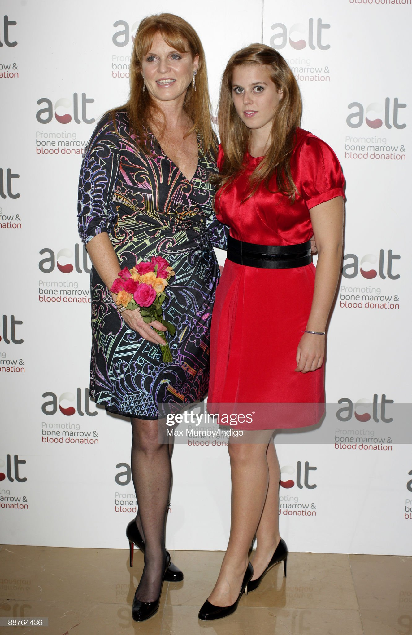 Duchess of York Hosts African caribbean Leukemia Trust Fundraising Evening : News Photo