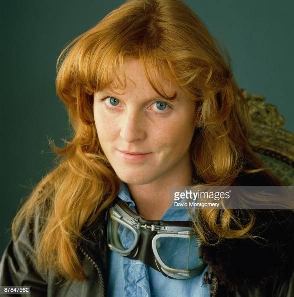 Sarah Ferguson, The Duchess Of York, Circa 1985. News