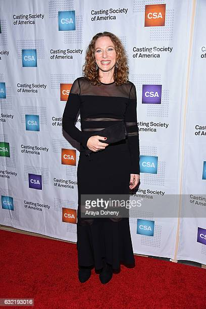 Sarah Finn arrives at the 2017 Annual Artios Awards at The Beverly Hilton Hotel on January 19 2017 in Beverly Hills California