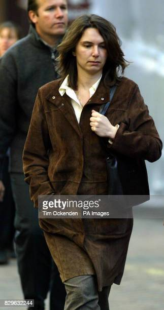 Sarah Forsyth arrives at her employment tribunal hearing to appeal against her alleged unfair sacking from Eton College Yesterday she claimed in a...