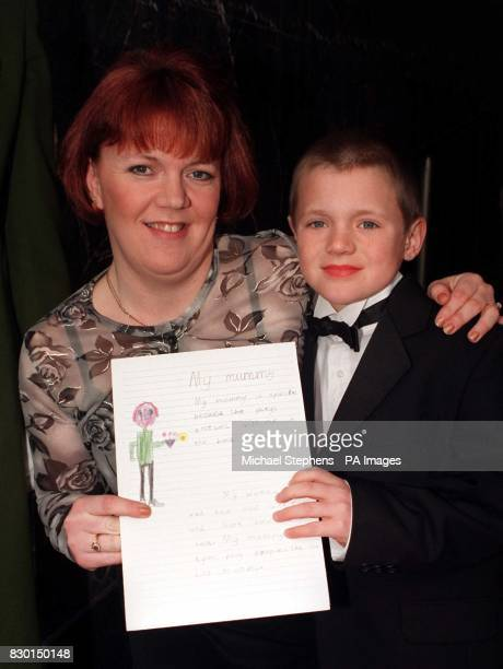 Sarah Freear one of the mothers to star in a special television commercial after her son Luke successfully entered a competition in which he...