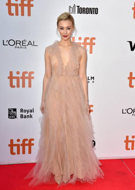 "CAN: 2019 Toronto International Film Festival - ""American Woman"" Premiere - Arrivals"