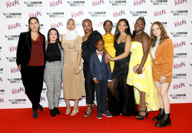"GBR: ""Rocks"" UK Premiere - 63rd BFI London Film Festival"