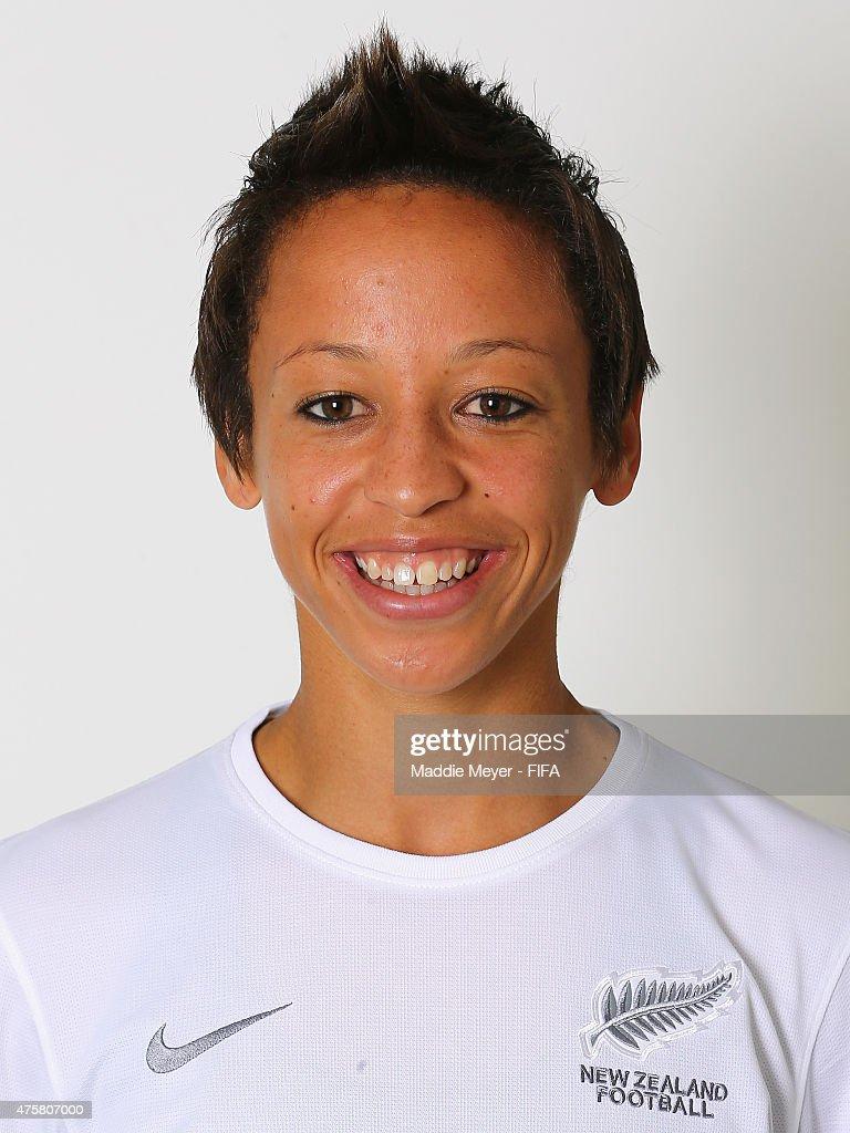 Sarah Gregorius