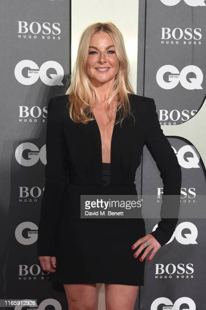 Sarah Hadland attends the the GQ Men Of The Year Awards 2019 in association with HUGO BOSS at the Tate Modern on September 3 2019 in London England