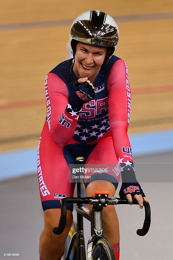 UCI Track Cycling World Championships - Day Four