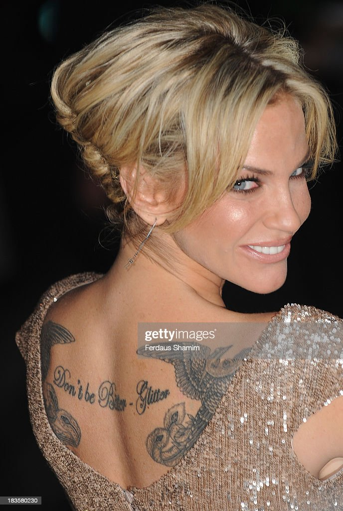 Pride Of Britain Awards - Outside Arrivals : News Photo