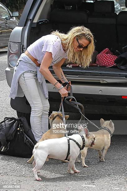 Sarah Harding is seen on July 17 2012 in London United Kingdom