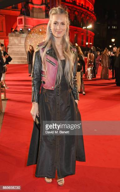 Sarah Harris attends The Fashion Awards 2017 in partnership with Swarovski at Royal Albert Hall on December 4 2017 in London England