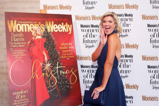 AUS: Women Of The Future Awards - Arrivals