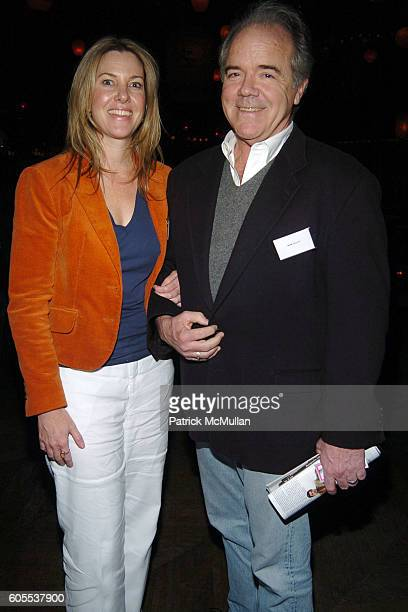 Sarah Hasted and Bill Hunt attend PDN magazine Photo Annual Party at Hiro Ballroom on May 17 2006 in New York City