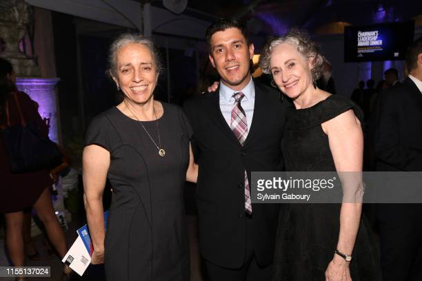 Sarah Henry, Keith Butler and Polly Rua attend Museum Of The City Of New York Chairman's Leadership Awards Dinner at Museum of the City of New York...