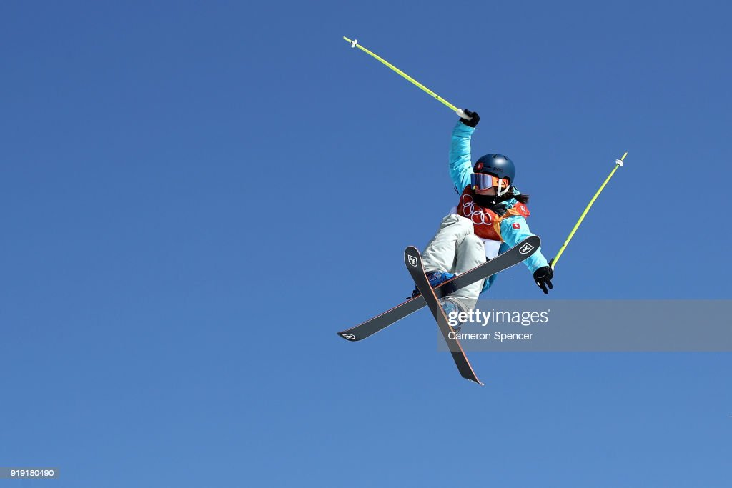 Freestyle Skiing - Winter Olympics Day 8 : News Photo