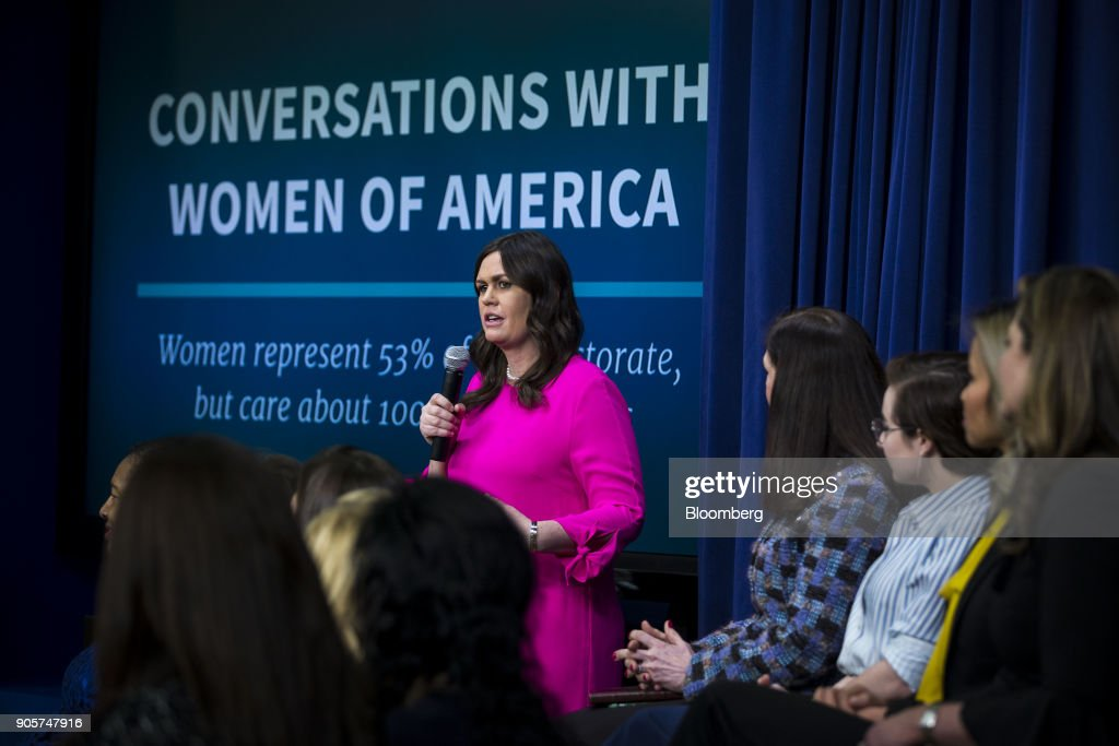 U.S. President Trump Attends  'Conversations with the Women of America' Event