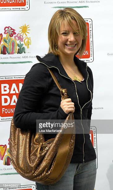 Sarah Hughes during The 12th Annual Kids for Kids Celebrity Carnival to Benefit the Elizabeth Glaser Pediatric AIDS Foundation Arrivals at Industria...