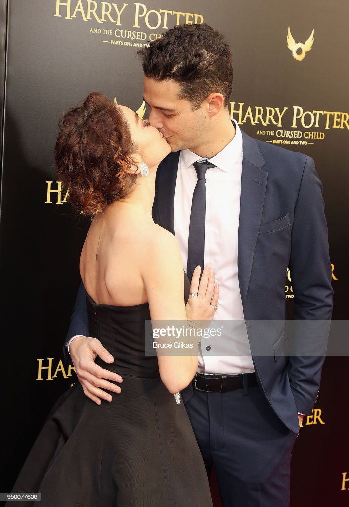 """""""Harry Potter And The Cursed Child"""" Opening Day"""