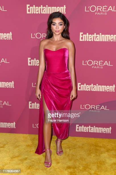 Sarah Hyland attends the 2019 Entertainment Weekly Pre-Emmy Party at Sunset Tower on September 20, 2019 in Los Angeles, California.