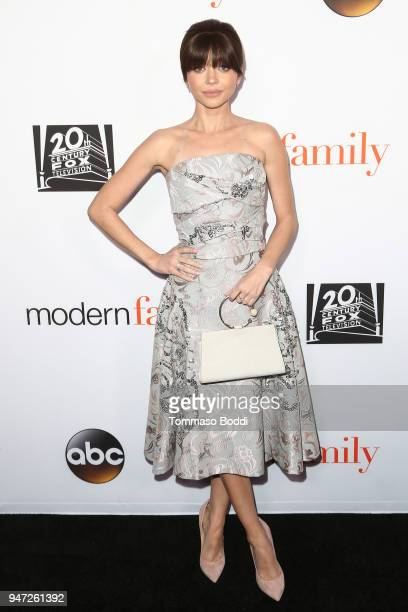 Sarah Hyland attends the FYC Event For ABC's Modern Family at Avalon on April 16 2018 in Hollywood California