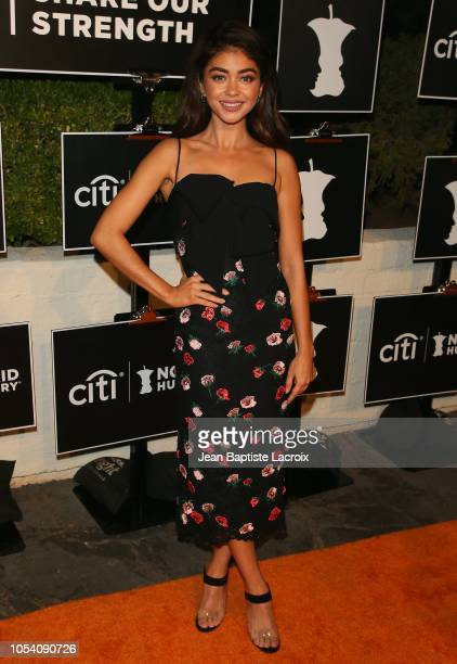 Sarah Hyland attends the Los Angeles No Kid Hungry dinner held on October 26 2018 in Los Angeles California