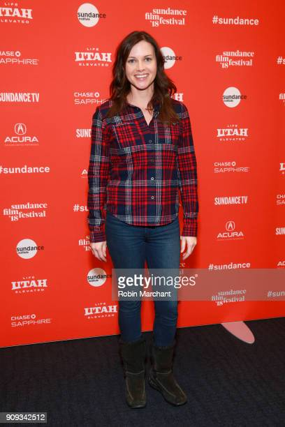 Sarah J. Cornelius from the series 'Halfway There' attends the Indie Episodic Program 1 during 2018 Sundance Film Festival at The Ray on January 23,...