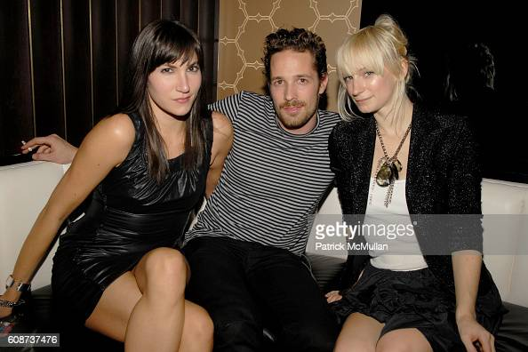 Sarah Jane Bruce, Andrew Luft and Nina Stotler attend ...