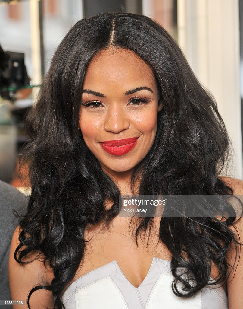 Sarah Jane Crawford attends the Casio London Store 1st birthday party on May 8, 2013 in London, England.