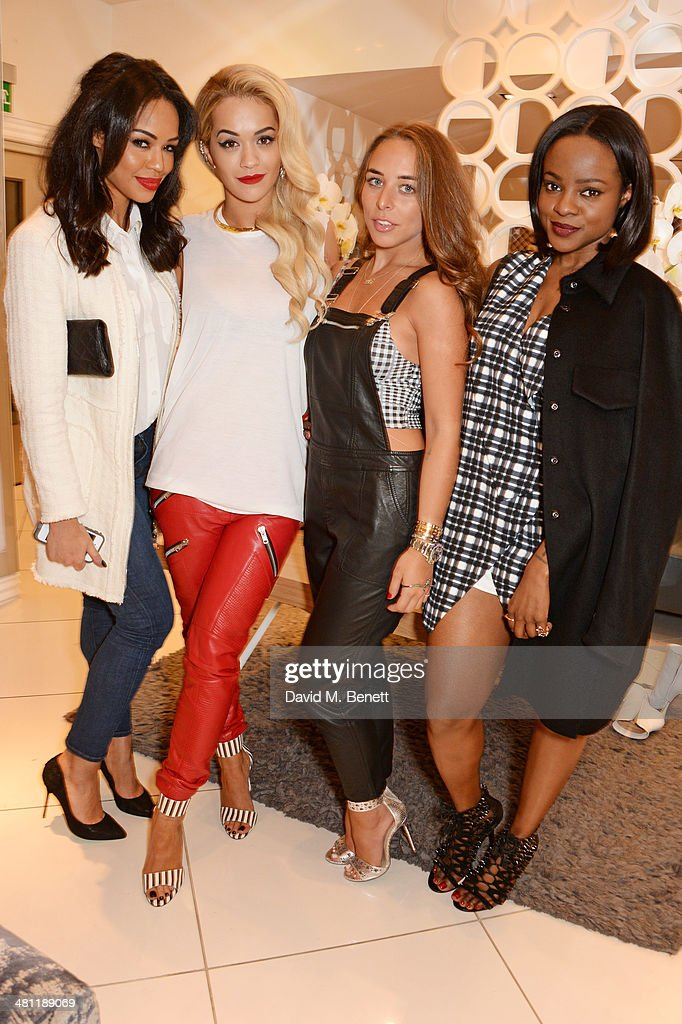 'CJG' Collection By Chloe Green - Launch At Topshop - Inside