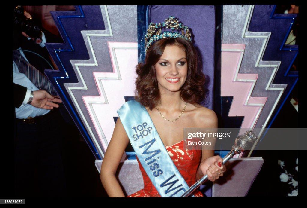 Miss United Kingdom Wins Miss World Crown : News Photo
