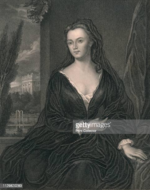 'Sarah Jennings, Duchess of Marlborough', . Portrait of English aristocrat Sarah Churchill, Duchess of Marlborough . The Duchess was appointed lady...