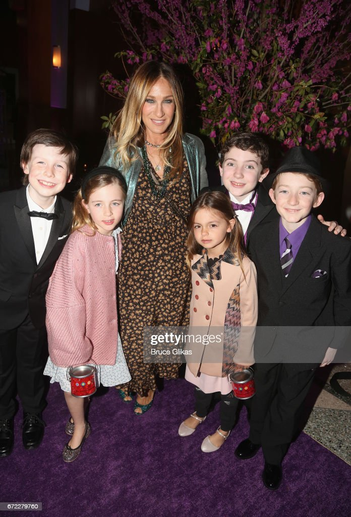 """Charlie And The Chocolate Factory"" Broadway Opening Night - After Party"