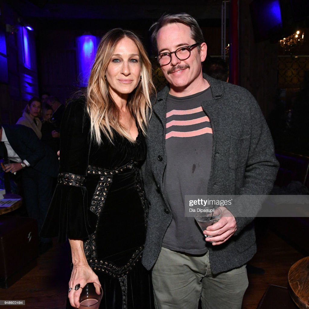 2018 Tribeca Film Festival After-Party For Blue Night Hosted By Nespresso At The Ainsworth : News Photo