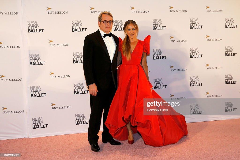 2018 New York City Ballet Fall Gala : News Photo
