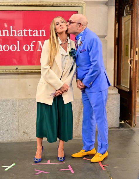 NY: Celebrity Sightings In New York City - July 24, 2021