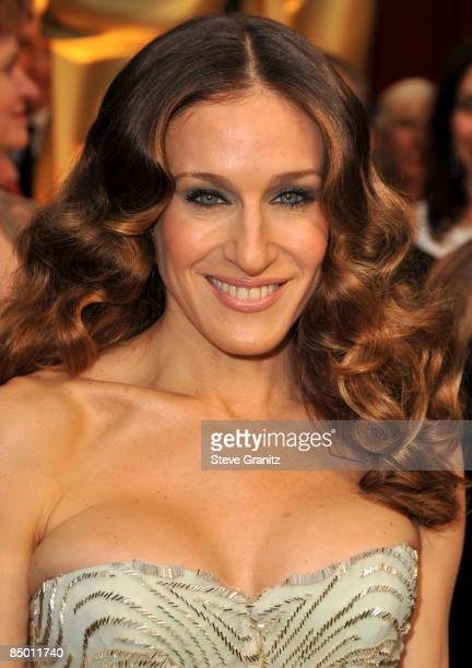 Sarah Jessica Parker arrives at the 81st Academy Awards at The Kodak Theatre on February 22 2009 in Hollywood California