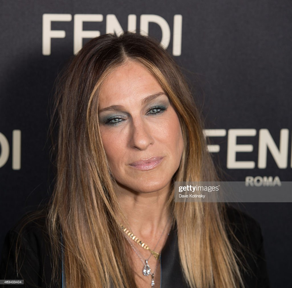 Fendi New York Flagship Boutique Inauguration Party - Mercedes-Benz Fashion Week Fall 2015 : News Photo