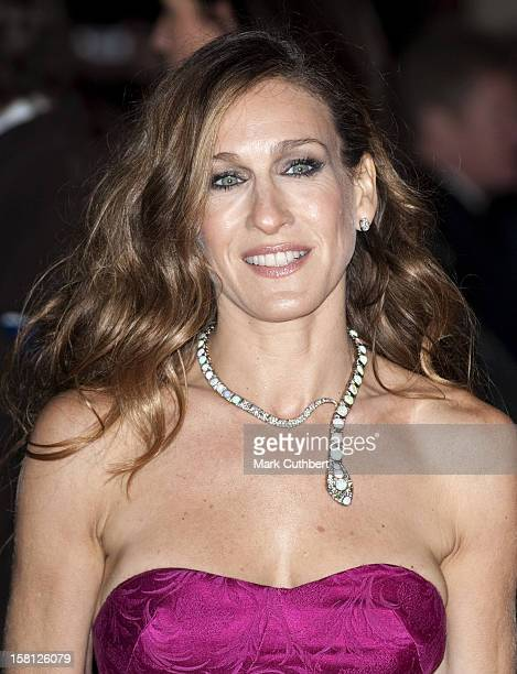Sarah Jessica Parker Arriving For The Gala Premiere Of Did You Hear About The Morgans At The Odeon In Leicester Square London