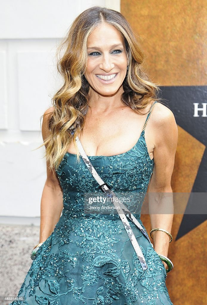"""""""Hamilton"""" Broadway Opening Night - Arrivals And Curtain Call : News Photo"""