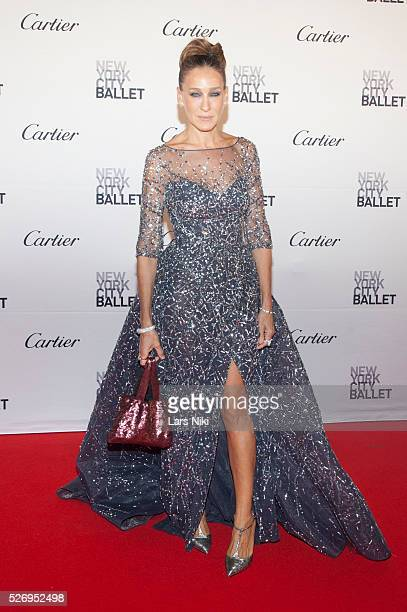 """Sarah Jessica Parker attends the """"2015 New York City Ballet Fall Gala"""" at the David H. Koch Theater at Lincoln Center in New York City. �� LAN"""