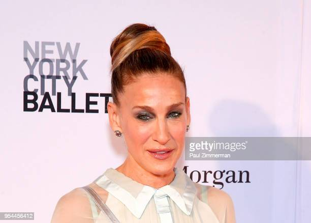 Sarah Jessica Parker attends the 2018 New York City Ballet Spring Gala at David H Koch Theater Lincoln Center on May 3 2018 in New York City